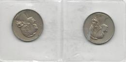 Portugal 2 Coins 4 Centavos 1917+1919 - Monnaies & Billets