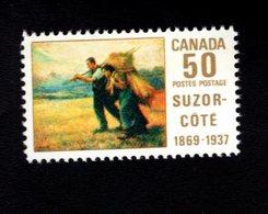 753865094 1969 SCOTT 492  POSTFRIS MINT NEVER HINGED EINWANDFREI XX  RETURN FROM THE HARVEST FIELD BY AURELE DE FOY SUZO - 1952-.... Règne D'Elizabeth II