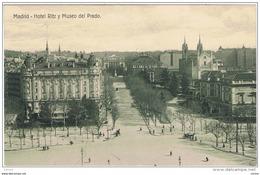 MADRID:  HOTEL  RITZ  Y  MUSEO  DEL  PRADO  -  FP - Madrid