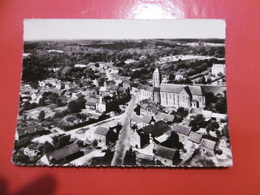 D 35 - Campel - Vue Aérienne Du Centre - Andere Gemeenten