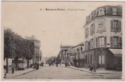 92 - B13278CPA - BOURG LA REINE - Boulevard Carnot - Hotel Lamothes - Parfait état - HAUTS-DE-SEINE - Bourg La Reine