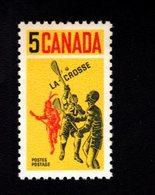 753869762 1968 SCOTT 483  POSTFRIS MINT NEVER HINGED EINWANDFREI XX  CONTEMPORARY INDIAN LACROSSE PLAYERS - 1952-.... Règne D'Elizabeth II