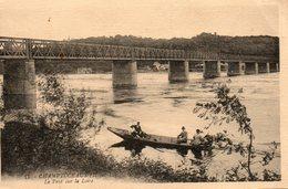 Champtoceaux -   Le  Pont  Sur  La  Loire. - France