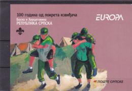 2007 - Bosnien-Herzegowina (serbisch) /serbian) / Bosnie-Herzegovine Serbe YT N° 364 Carnet - Europa-CEPT