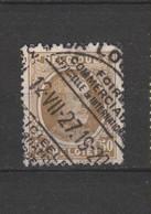 COB 203 Oblitération Centrale Foire Commerciale LA LOUVIERE Dispersion D'un Ensemble Houyoux Oblitération Concours - 1922-1927 Houyoux