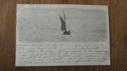 Cpa, N°54 . LE HAVRE - Bateau De Pèche En Mer (Effet De Nuit) - LL - 9 Décembre 1901 /n°36 - Le Havre