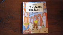 TINTIN LES CIGARES DU PHARAON  PETIT FORMAT  HERGE - Tintin