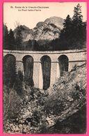 Route De La Grande Chartreuse - Le Pont Saint Pierre - Le Pont St Pierre - Chartreuse