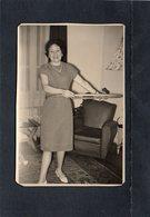 SPORT DES ANNEES 1955  LE HOULA-HOUP A La Maison  PHOTO 12cmX8cm  état  Impeccable - Personnes Anonymes