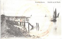 Brouwershaven - Gezicht Op De Reede - Pays-Bas