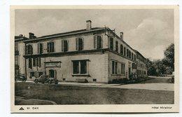 CPA  40 : DAX  Hotel Miradour Avec Citroen Traction Coupé  A   VOIR   !!! - Dax