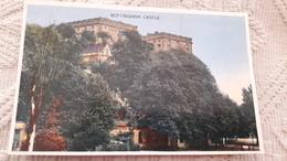 Angleterre Nottingham Castle - Nottingham