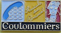 JJ  .424.....OISON  PHILATELIE.......COULOMMIERS........département De Seine-et-Marne En Région Île-de-France - Villes