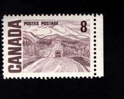 753877631 1967 1972 SCOTT 461 POSTFRIS MINT NEVER HINGED EINWANDFREI XX  ALASKA HIGHWAY - 1952-.... Règne D'Elizabeth II