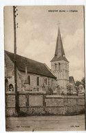 CPA  27 :   BRESTOT   église    VOIR DESCRIPTIF  §§§ - France