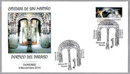 CATEDRAL DE SAN MARTIÑO - PORTICO DEL PARAISO. Ourense, Galicia, 2015 - Iglesias Y Catedrales