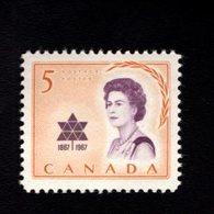 753880517 1967  SCOTT 471 POSTFRIS MINT NEVER HINGED EINWANDFREI XX  ELIZABETH II - 1952-.... Règne D'Elizabeth II
