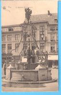 """Huy-+/-1910-La Fontaine """"Li Bassinia""""-Droguerie Centrale-Pharmacie à G.-Graines-Plantes-Bertin-Coune à Dr.-Imprimerie Ce - Hoei"""