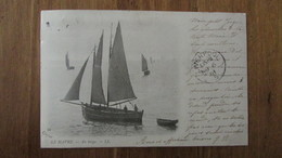 Cpa, N°59 . LE HAVRE .  Au Large  (Bateau)  LL - 5 Novembre 1901 /n°41 - Le Havre