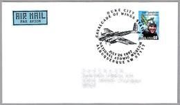 DUKE CITY CAVALCADE OF WINGS STATION - NATIONAL ATOMIC MUSEUM. Albuquerque NM 1997 - Aviones
