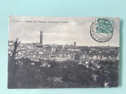 SIENA — Veduta Dal Convitto Nazionale Tolomei - Siena