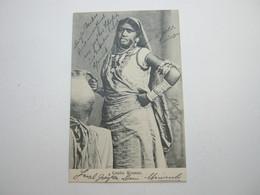 TRINIDAD , Postcard With Stamp Send To Germany 1909 - Trinidad