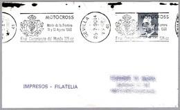 Camp.del Mundo 125cc MOTOCROSS - Moron De La Frontera, Sevilla, Andalucia, 1990 - Motos