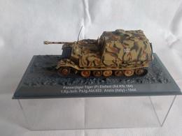 TANK PANZERJAGER TIGER P ELEPHANT SD. KFZ. 184 PZJG. ABT. 653 ANZIO ITALY 1944 - Chars
