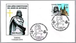 1300 AÑOS REINO DE ASTURIAS- Presentacion. Oviedo 2018 - Otros