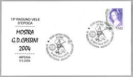 SONDA CASSINI - SPACECRAFT CASSINI - La Ruta De Las Estrellas. Imperia 2004 - Astronomùia