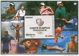 Paraguay 2016 ** UPAEP Juegos Olímpicos De Rio. See Desc. - Paraguay