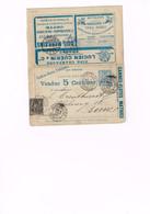FRANCE : Carte-lettre 217ème édition. Vendue 5 Centimes Au Lieu De 15. Oblitération Montpellier. - Advertising