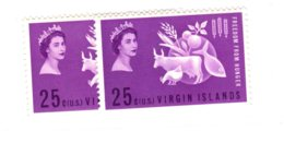 British Virgin Islands, 1963, SG 174, Mint Hinged - Iles Vièrges Britanniques