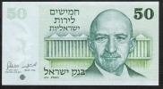 ISRAEL  P40   50  LIROT   1973   UNC. - Israel