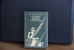 Histoires Des Troupes D'élite, Les Marines,La Légion étrangère,La Légion Arabe,1978. - Books