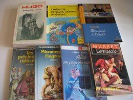 Lot De 17 Livres En TBE - Books, Magazines, Comics
