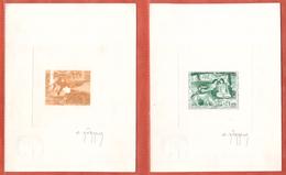 FRANCE N°1568 GAUGUIN PEINTURE 2 EPREUVES D'ARTISTE SIGNEES - Künstlerentwürfe