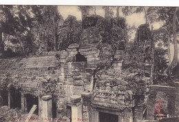 Asie - Angkor-Thom - Vue D'ensemble - Bayon - Thaïlande