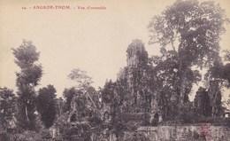 Asie - Angkor-Thom - Thaïlande - Vue D'ensemble - Thaïlande