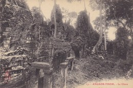 Asie - Thaïlande - Angkor-Thom - Le Chaos - Thaïlande