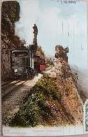 Switzerland Rigibahn Kräbelwand Train 1909 - Svizzera