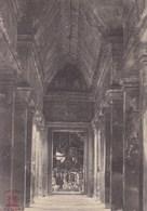 Asie - Thaïlande - Angkor-Wat - Galerie Centrale, Au Fond Le Saanctuaire - Thaïlande
