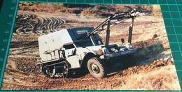 International Half Track Reme Fitter Vehicle.  Front Mounted Crane - Trucks, Vans &  Lorries