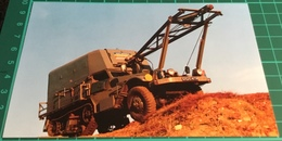 International Half Track Reme Fitters Vehicle.  Front Mounted Folding Crane. - Trucks, Vans &  Lorries