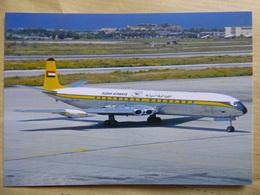 SOUDAN AIRWAYS   COMET 4C     ST AAX - 1946-....: Ere Moderne