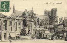 REIMS  La Place Royale RV - Reims