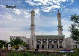 Gambia Banjul Mosque New Postcard - Gambia
