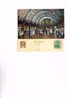 ALLEMAGNE : Salle De Danse. Entier Postal De 1911. Peu Courant! - Music