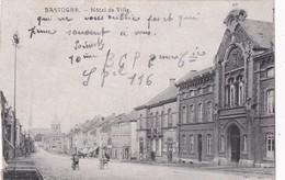 Bastogne, Hotel De Ville,2 Scans - Bastogne
