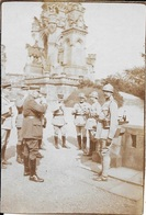HOHENSYBURG - L'Etat-Major Trinque - 1923 - Photo 9 X 6 Cm. - Militaria